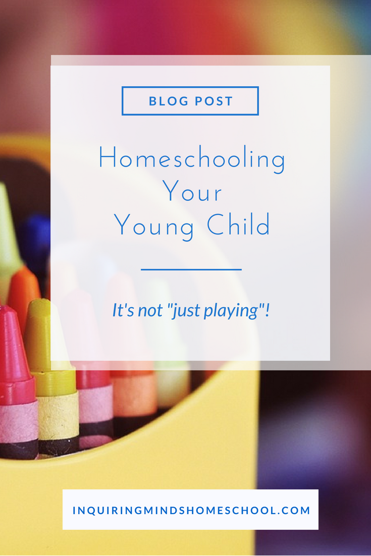 Homeschooling Your Young Child