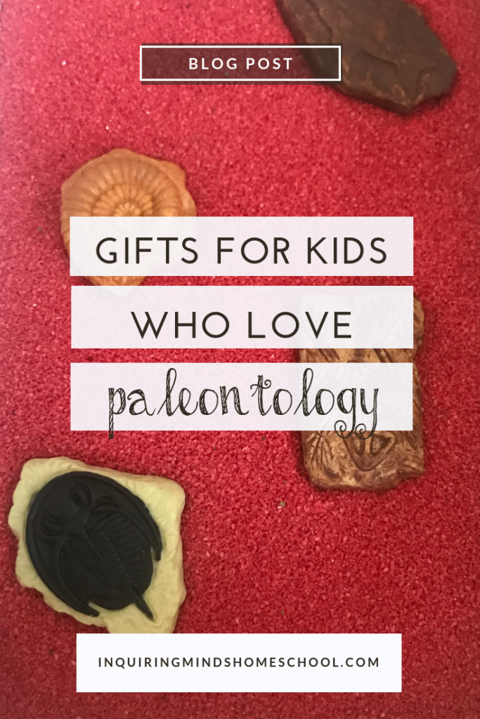Gift Guide for Paleontology