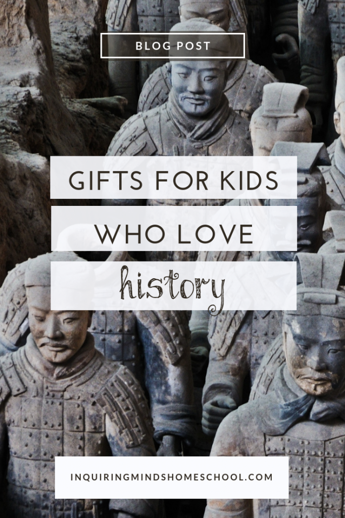 Gift Guide for History Buffs