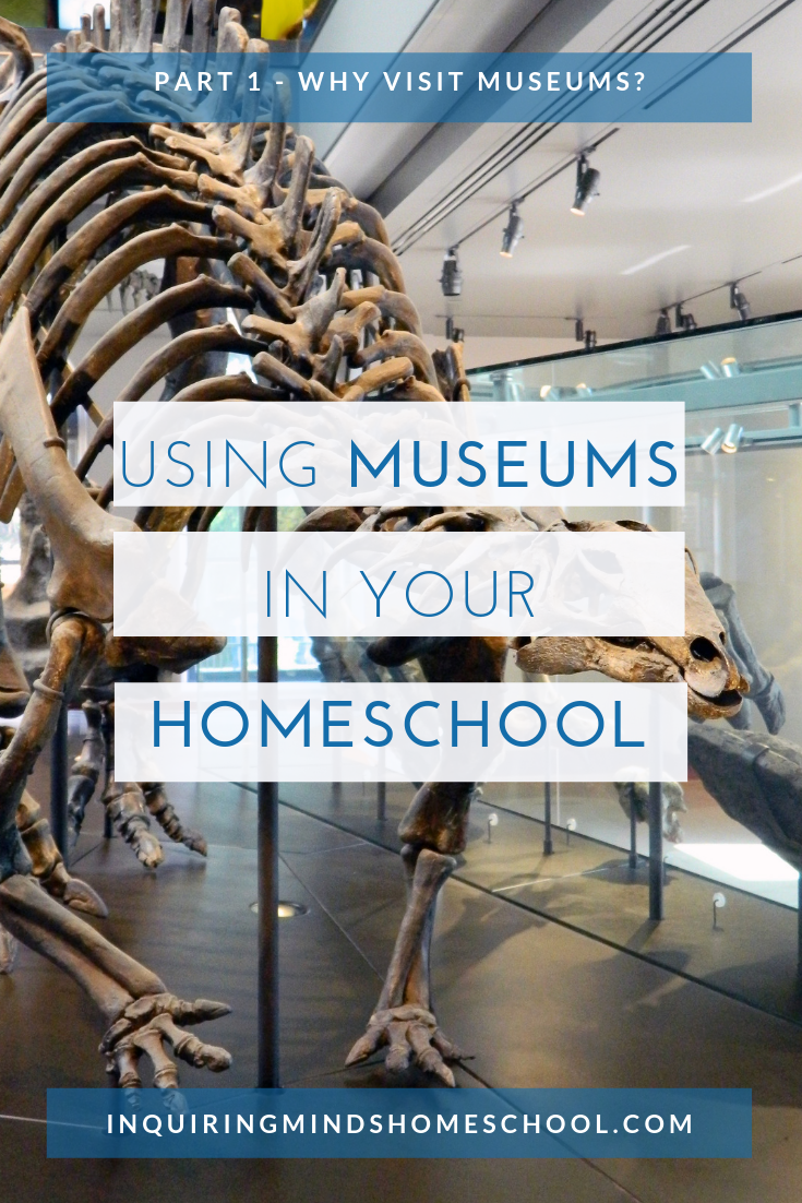 using museums in your homeschool part 1