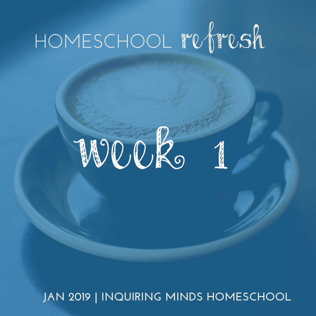 homeschool fresh week 1 square graphic